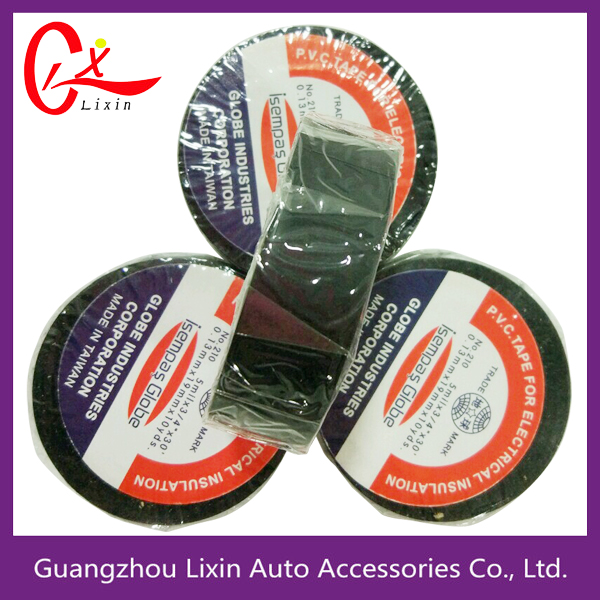 Globe jumbo roll pvc electrical tape