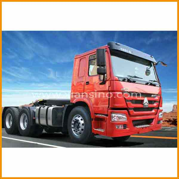 Sinotruk Howo 371 Tractor Truck 6x4 For Sale