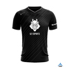 Custom e-sports fans jersey, allover printed gaming shirt