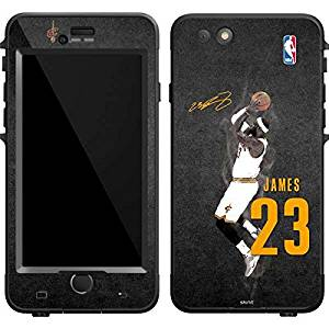 NBA Cleveland Cavaliers Lifeproof Nuud iPhone 6 Plus Skin - LeBron James Greatest Vinyl Decal Skin For Your Lifeproof Nuud iPhone 6 Plus