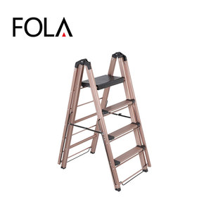 FOLA Multifunction aluminium ladder beam WITH clothes DRYING RACK FUNCTION