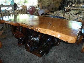 Solid Acacia Slab Dining Table Set   Buy Acacia Slab Dining Table 8  Seater,Acacia Dining Table Set,8 Seater Acacia Dining Table Product On  Alibaba.com