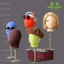Hot Sale China Factory Newest Promotional Wig Display Mannequin Head/Hair Mannequin Head