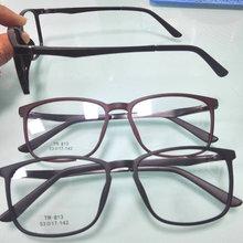 2018 Новый TR90 спереди Алюминий, очки с оправой для мужчин и женщин с диоптрией близорукость оптический брендовые прозрачные оправы для очков ...(Китай)