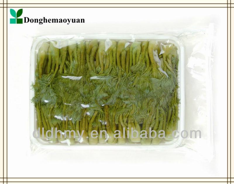 wild vegetable salted taranome 4-10cm