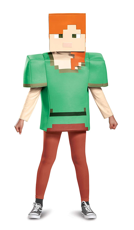 Картинки майнкрафт костюм