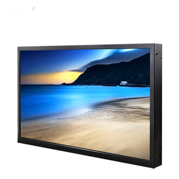 Lcd Display Touch 4K Ultra Wide Cctv Industrial Advertising Outdoor Monitor