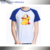 cook boy t shirt sport boy t shirt Handsome boy cartoon shirt