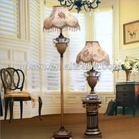 Buy Designer colored country style india floor lamp in China on ...