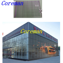 best price smd dip semi-outdoor full color led display transparency led display p10 p8 p6 p5 p4 p3