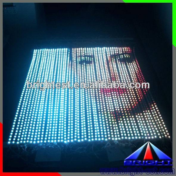 computer CONTROL LED strip, each led as 1 pixel