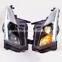 For Cadillac for ATS-L LED Head Light 2014-2015 OEM stype for Original lower configuration type