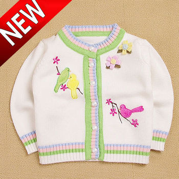 c72cae3da Wholesale Korean Version Of Sweater Baby Cardigan Sweater Cotton ...