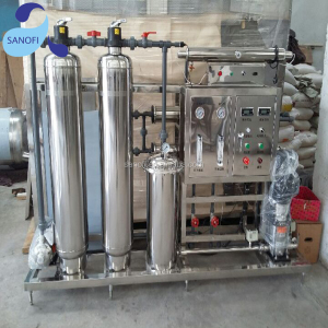 r o membrane and water desalination used in bottle water plant