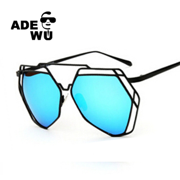 sunglasses design  Wholesale ADE WU Italy design ce sunglasses fashionable hollow ...