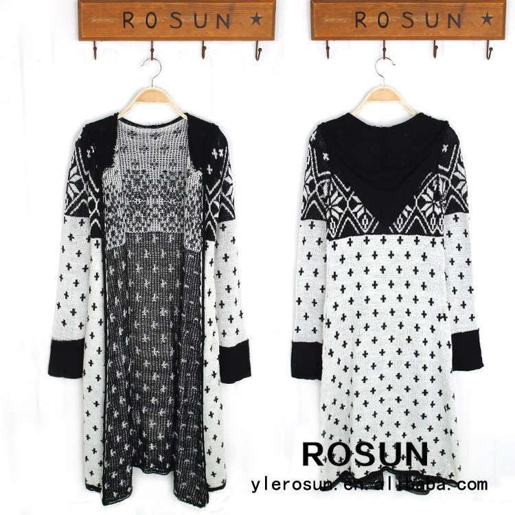 Trendy Design In U.s. Women Maxi Long Cardigan Free Knitting Pattern ...