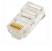 COB plug rj45 connector for cat5/cat5e network cable