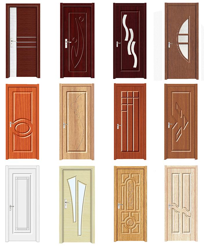 2018 Alibaba New Type Interior Artificial Wood Doors High Quality Pvc Wooden Door Buy Pvc Wooden Doorhigh Quality Pvc Wooden Doorartificial Pvc