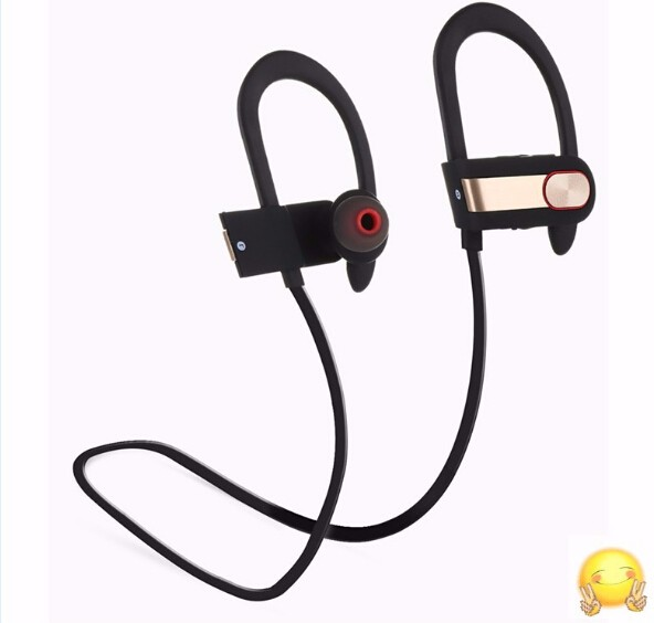 2017 Wholesale Best Quality Bluetooth Headphones 4.1 Earbuds Headset Wireless Stereo Noise