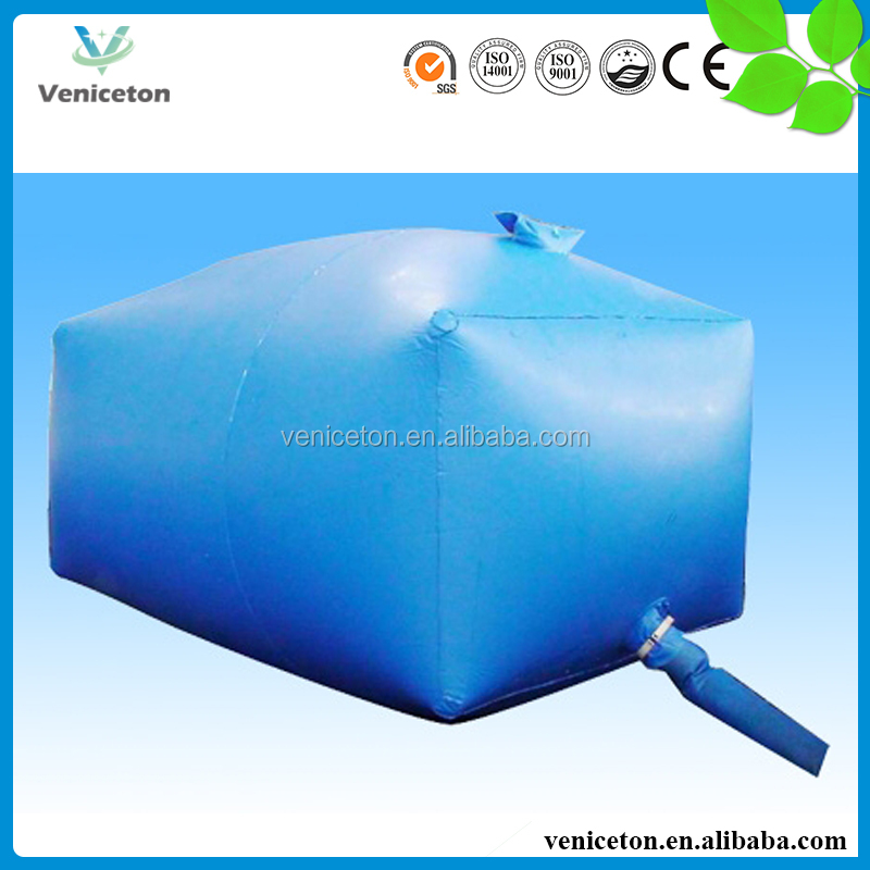 Veniceton China Manufacturer Customized Biogas Equipment 1.00mm Plastic PVC Bio Gas Storage Bag
