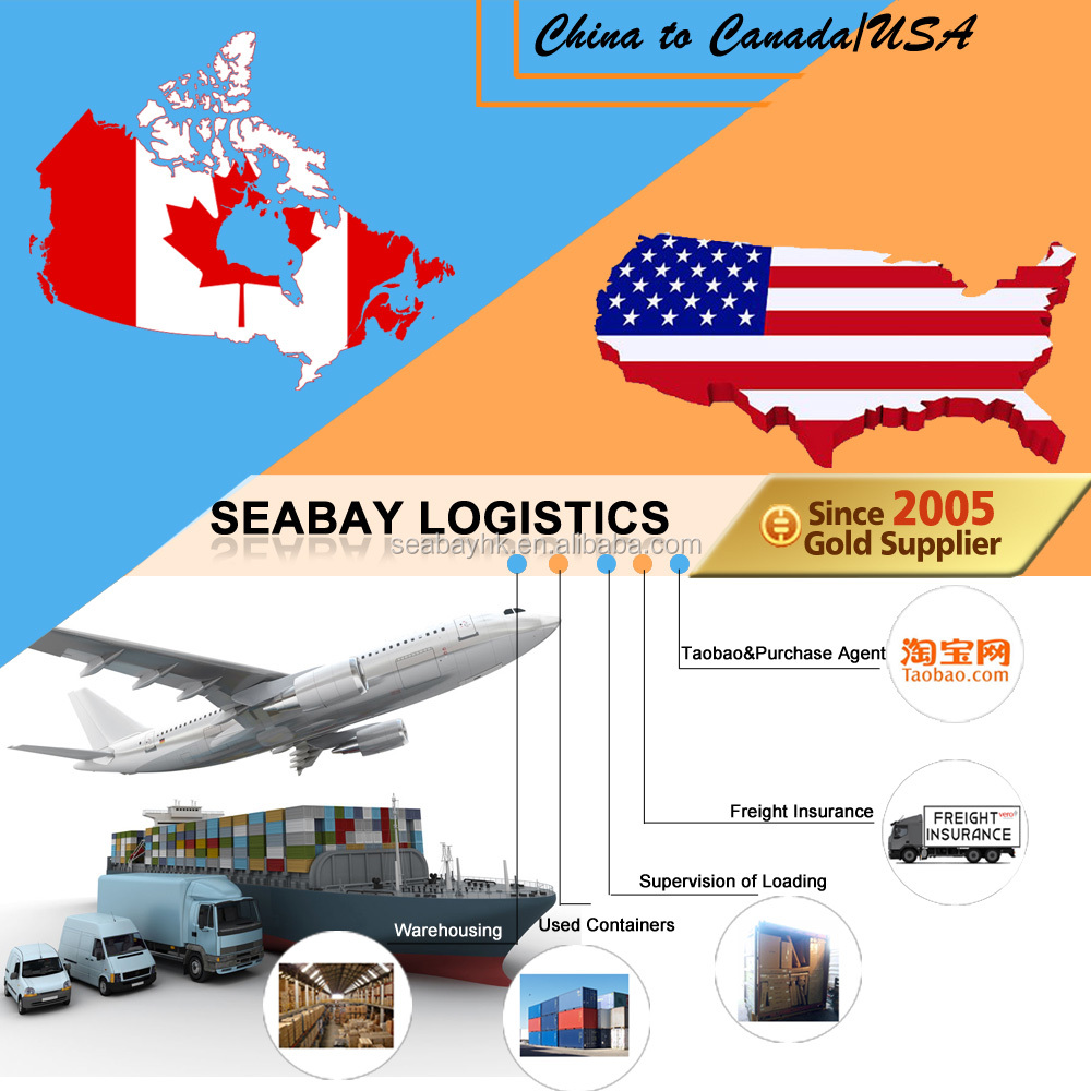 international freight forwarder china to usa