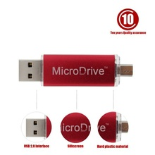 Promotional 3 in 1 OTG functions USB3.1 Hight speed Type c Usb Flash Drive for Apple Notebook Macbook and Letv Cell Phones