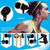 Speaker diameter 10mm high quality silicone earphone plug for max comfort