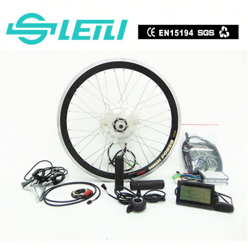 Pedelec Bike Kit Golden Motor 36V with the TFT display