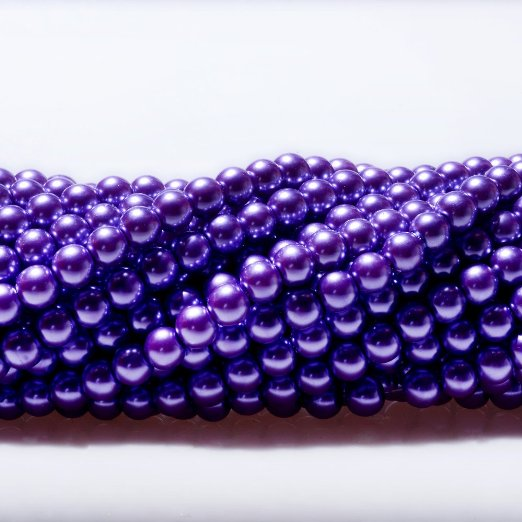 High quality Loose round imitation pearls for DIY blacelet