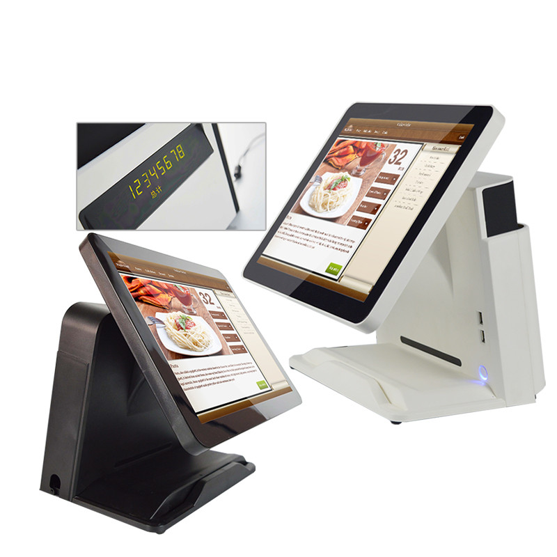 15 inch cheap cash register touch screen pos system point of sale system