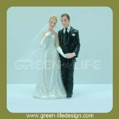 Polyresin couple wedding souvenirs 2013 couple figurines