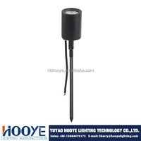 Black 12V Outdoor Spike LED Spot Lights