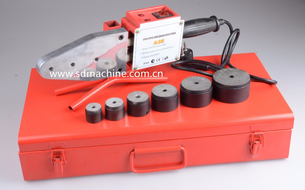 Pipe Welding Machine/ Plastic Pipe Welder