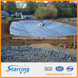 2mm High Density Polyethylene Geomembrane Tank for Pond