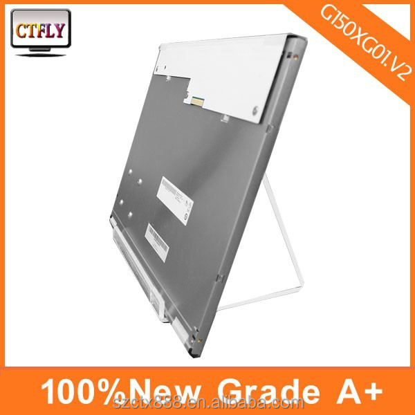 "Original for AUO 15"" G150XG01 V.2 LED display screen panel"
