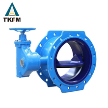 Best sale jis standard 5k full ptfe lined wafer butterfly valve dn63 with worm gear actuator