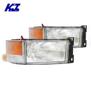 European truck accessories head lamp assy and head lights assy