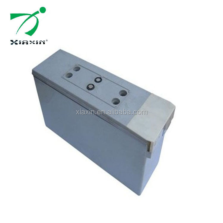Shanghai gold supplier car/electric car/motorcycle plastic battery box injection mold