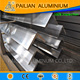 aluminium factory extruded 6061 6063 t5 t6 aluminum extrusion bar , aluminium flat / angle bar sizes 50x50x5 mm