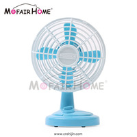 6 Inch Mini Electrical Fan Wholesale Table Clip Electric Fan