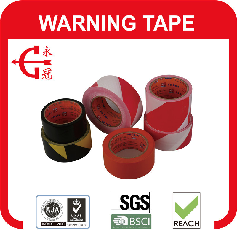 Supply pvc warning tape Width can be customized