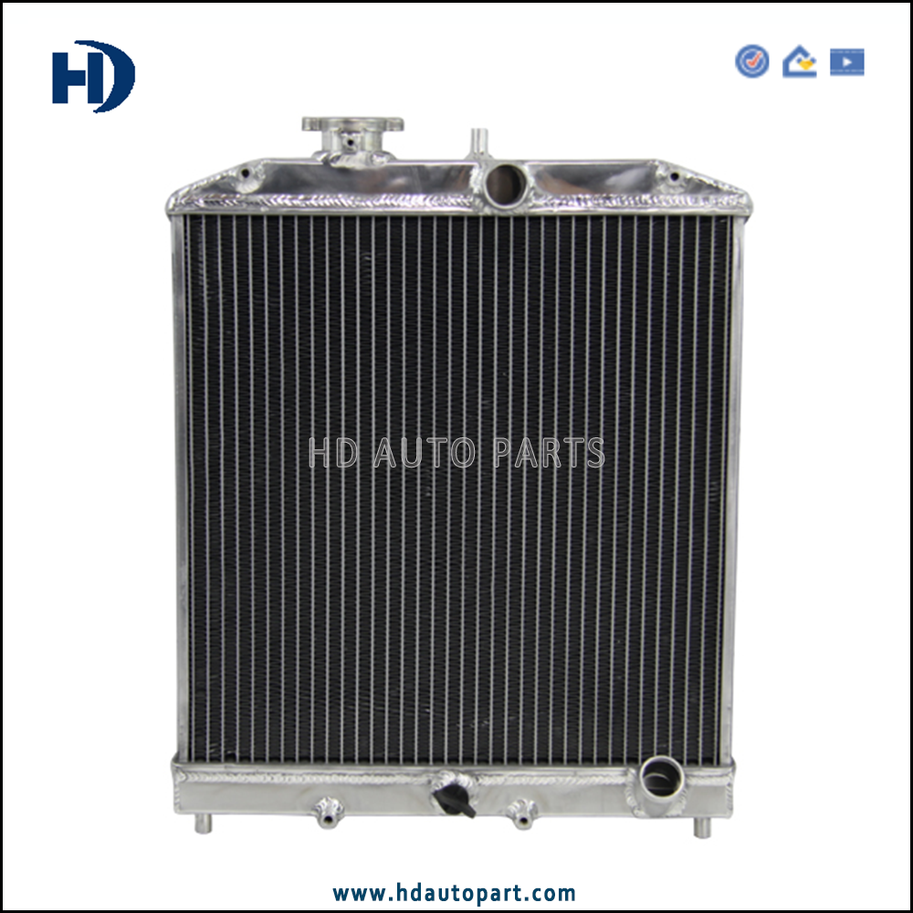 Auto Parts New Complete Aluminum Radiator for Honda Civic D15 D16 EK EG MT 1992-2000