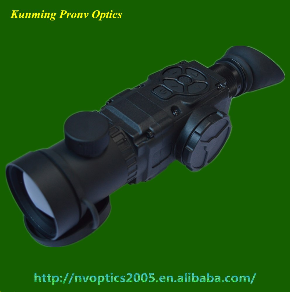infrared thermal handheld scope thermal imaging thermal vision scope
