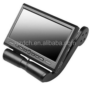 8.5 inch car central armrest dvd player WS-8808