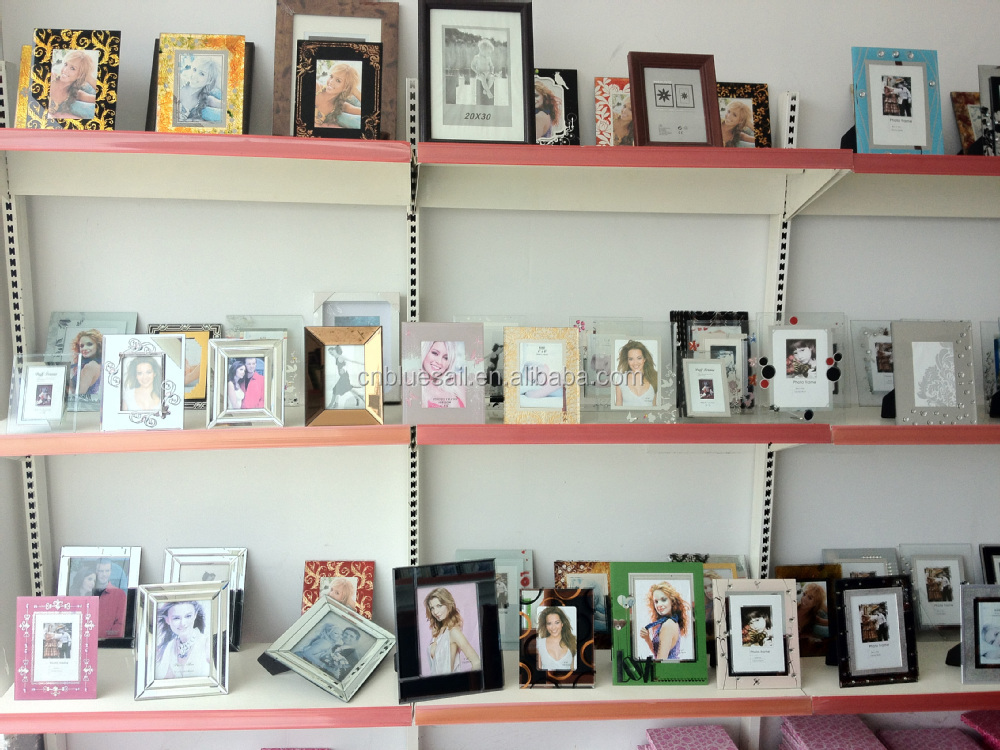 Glass Photo Frame,Crystal Glass Photo Frames,Gift Shop Wholesale ...