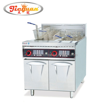 High Quality Commercial Deep Fryer/Induction Fryer For Kitchen Use DF-26-2A