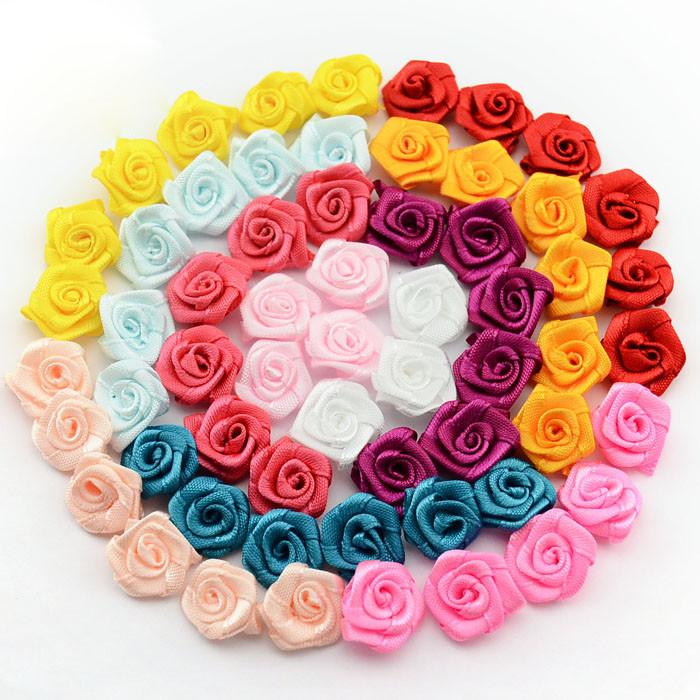 Artificial crafts handmade satin ribbon rose flowers for garment artificial crafts handmade satin ribbon rose flowers for garment buy satin ribbon rose flowersartificial flowers for salemake satin ribbon flowers mightylinksfo