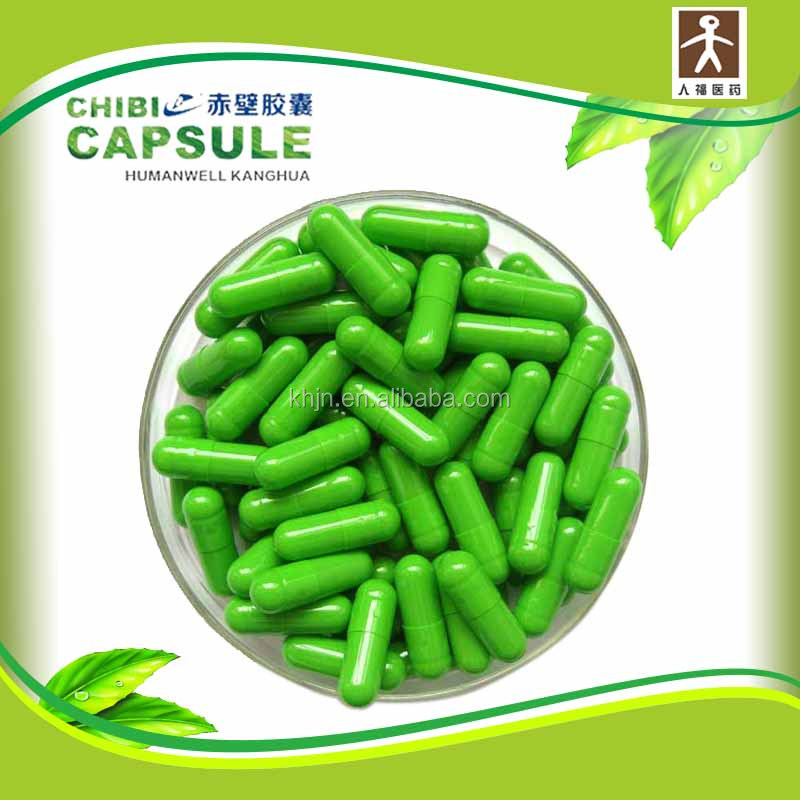100% natural plants hard shell vacant capsule with customize logo