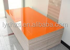 Glossy Acrylic MDF Panel /High gloss arcylic mdf kitchen cabinet doors (Acrylic Finish) manufacturer