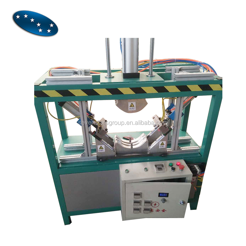 Semi-automatic  PVC/PE/PPR/ABS conduit pipe bending machine